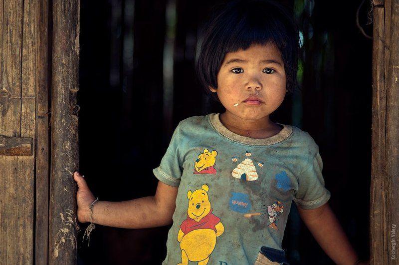 азия, тайланд, ребенок Thai childphoto preview