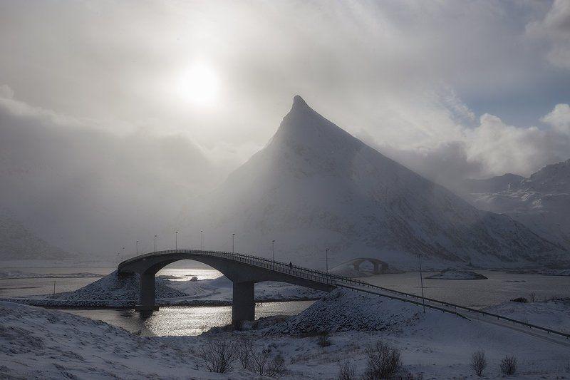 Fredvang, Lofoten, Norway ***photo preview