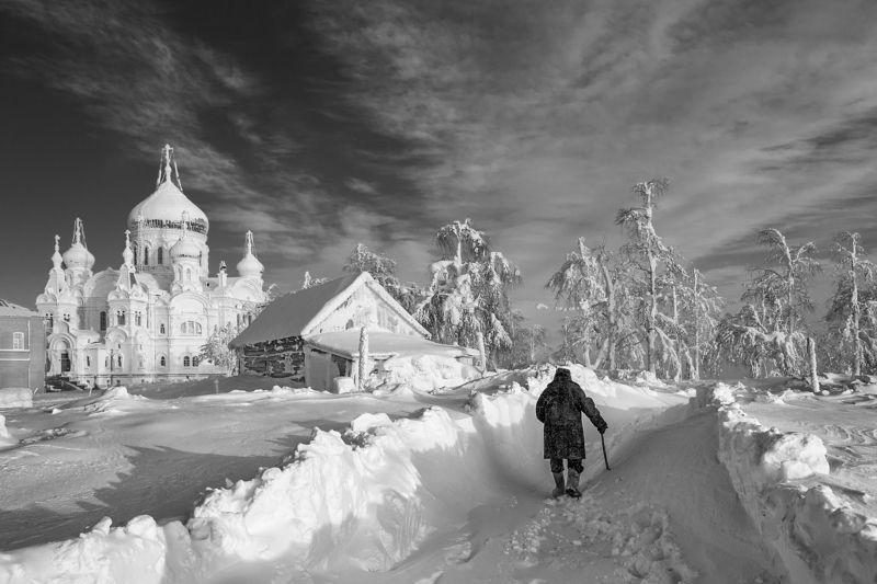 Сквозь заносы снежныеphoto preview