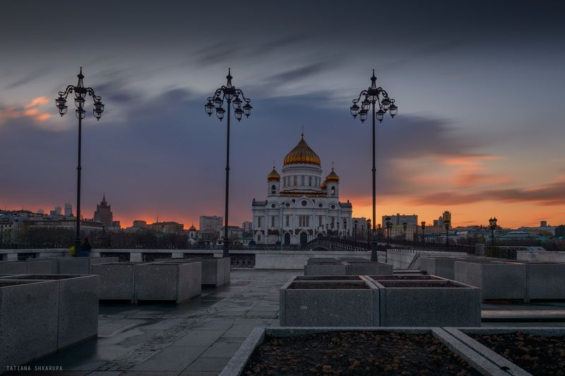 Москва, Мосты москвы, Храм христа спасителя, Храмы москвы photo preview