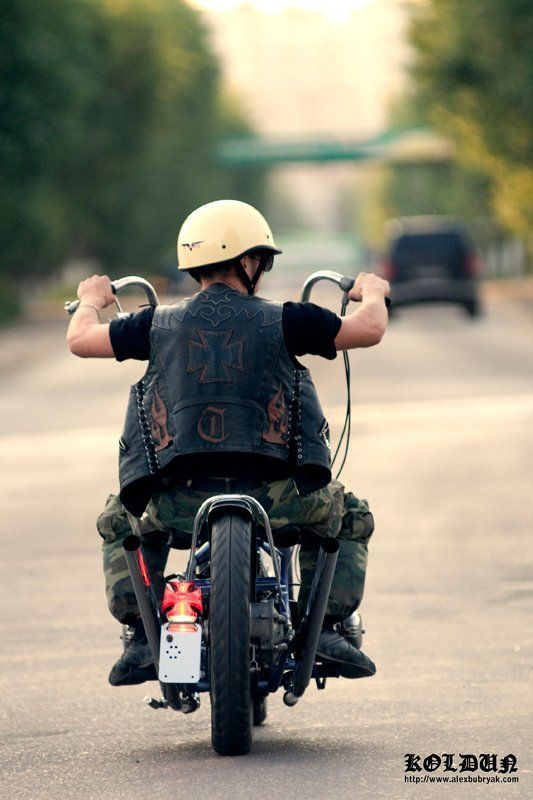 chopper, ural, bmw, biker, чоппер, урал, бмв, днепр, олд скул, old school Easyriderphoto preview