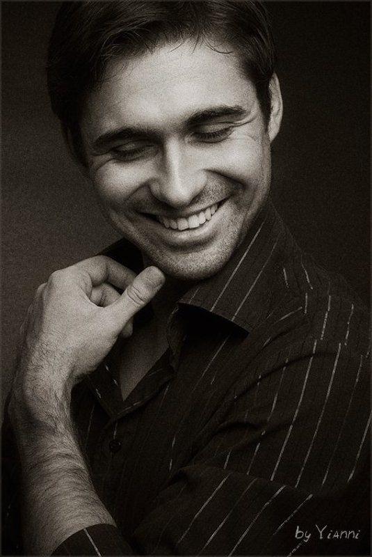 мужчина, улыбка Smilephoto preview
