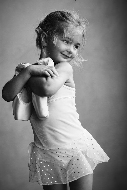 balet balerina kids girl point shoes ...photo preview
