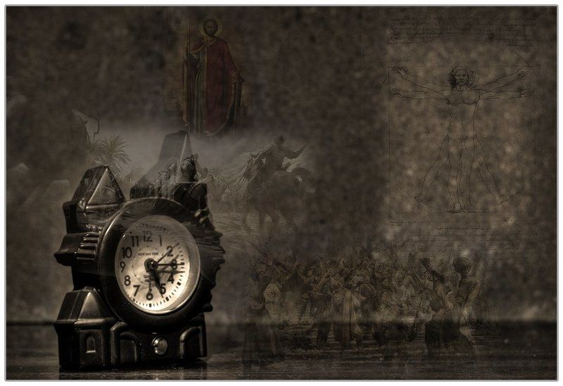 Часы истории.photo preview