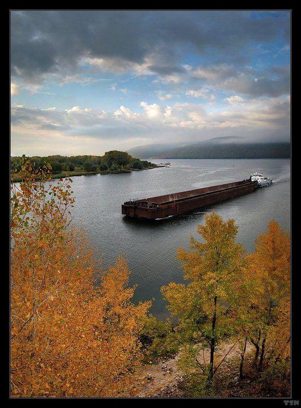 Осенний рейсphoto preview