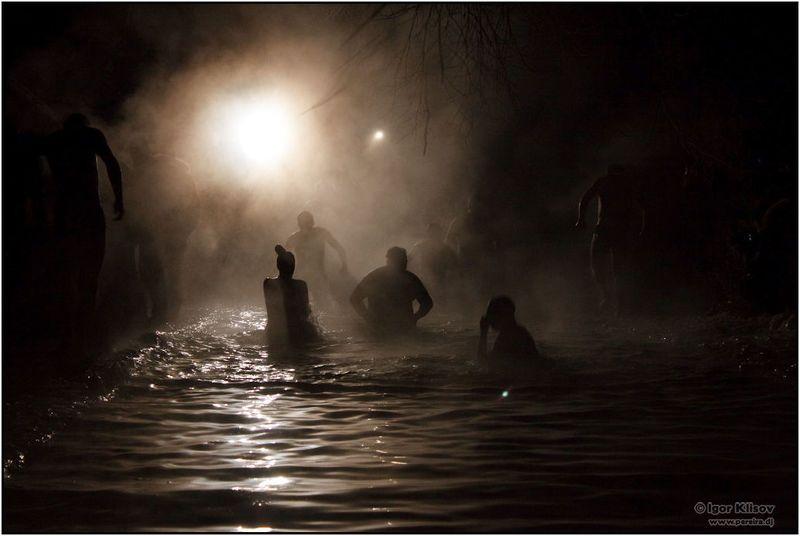 Крещенское купаниеphoto preview