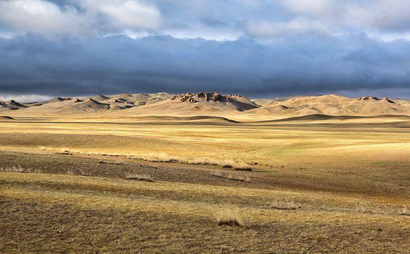 Монголия Недолог закатphoto preview
