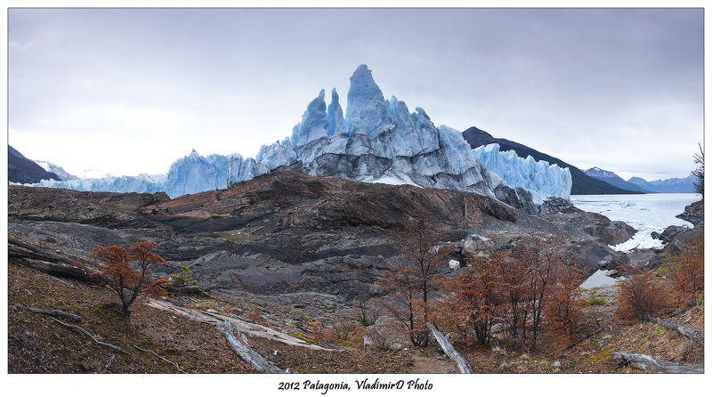 Ледник, Патагония, Перито морено, Торрес дель пайне Serenityphoto preview