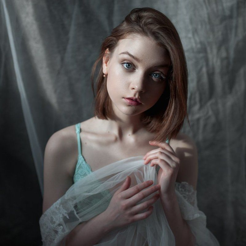 девушка, волосы, портрет, sony alpha, portrait, girl, ginger Оляphoto preview