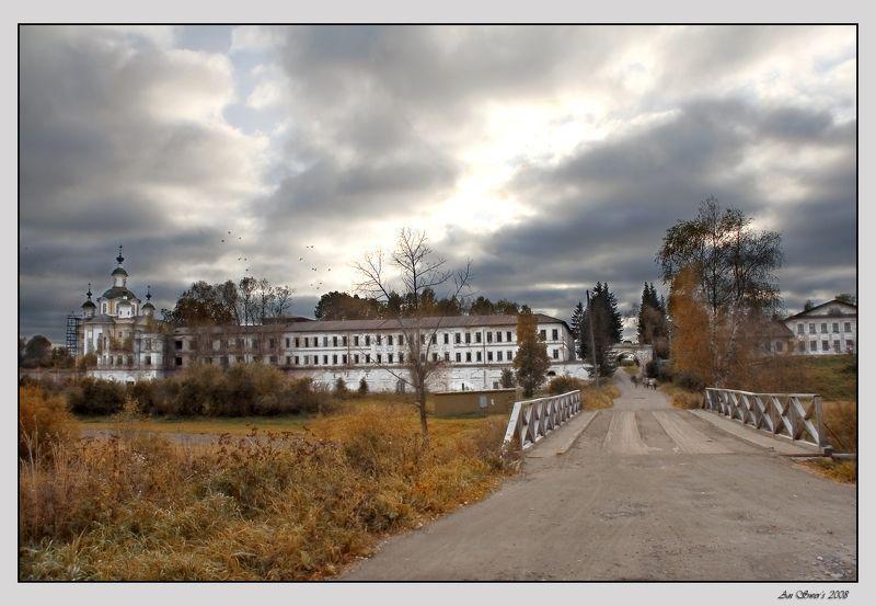 Спасо-Суморин монастырь. Тотьма.photo preview