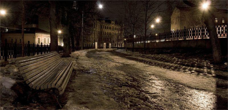 Москва ночнаяphoto preview