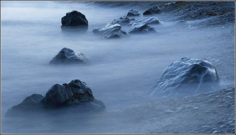 море, камни, cолнечногорское Камниphoto preview