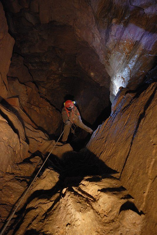 пещера, пропащая яма, спелео, башкирия Undergroundphoto preview