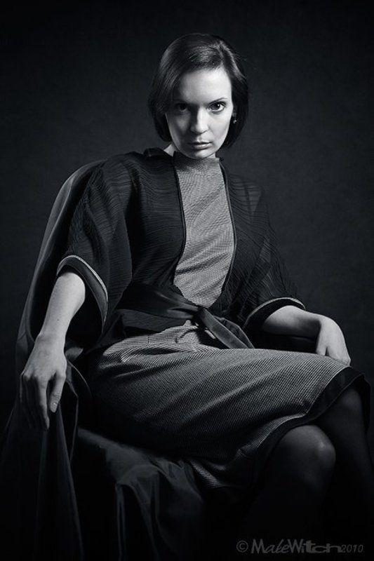 portrait,girl,black&white,девушка,портрет,черно-белое Contraphoto preview