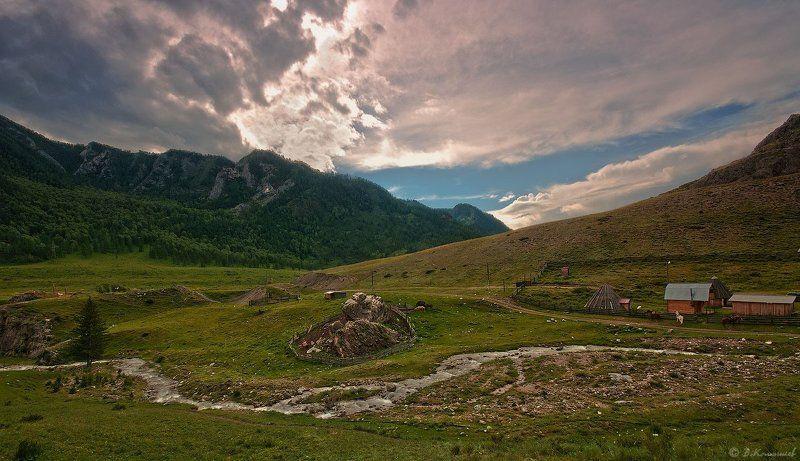 Алтай, Горы, Лето, Природа, Путешествия В краю легенд и духов...photo preview