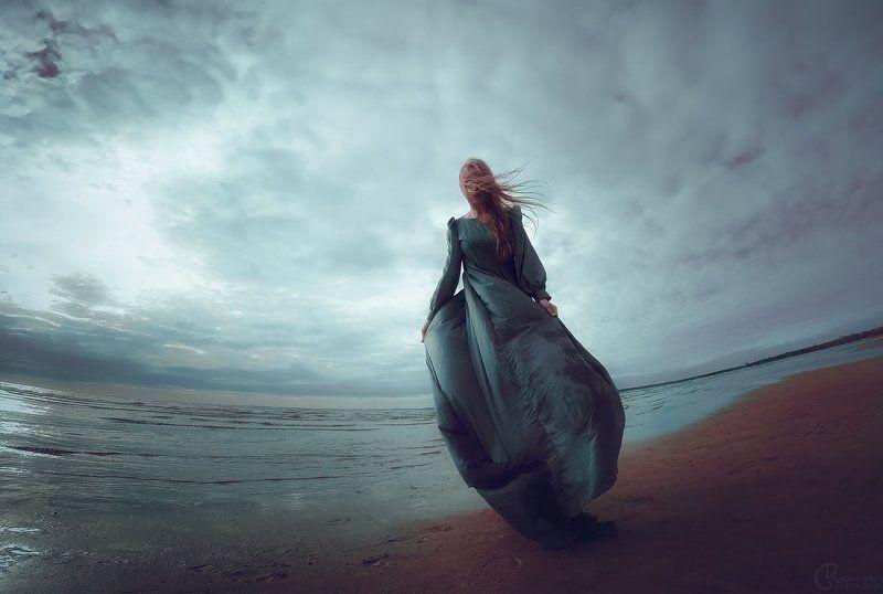 gutikov, art, portrait, mood, feel, model, woman, fly, портрет, арт \'8photo preview