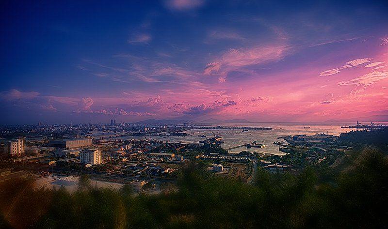 Harbour, Danang, Vietnam Danang\'s Harbourphoto preview