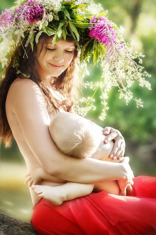 мама, малыш, любовь, материнство, нежность, лето, лес, озеро,mother, baby, love, motherhood, tenderness, summer, forest, lake Солнечный зайчикphoto preview
