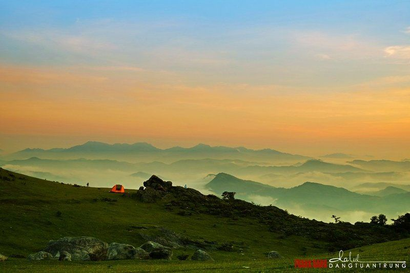 New day on Dong Cao highlandphoto preview