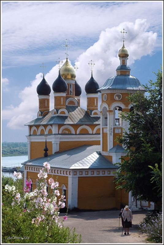 Церковь Николы Мокрого. г. Муром.photo preview