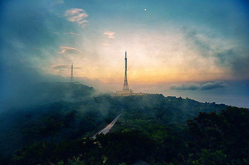 Meteo Towers, Danang, Vietnam Meteo Towersphoto preview