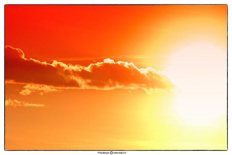 Orange Sunset.photo preview