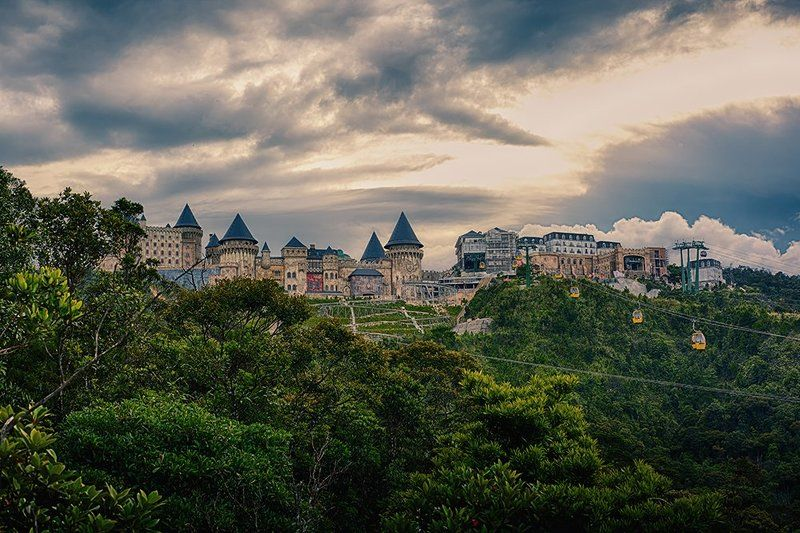 Ba Na Hills, Danang, Vietnam Ba Na Hillsphoto preview