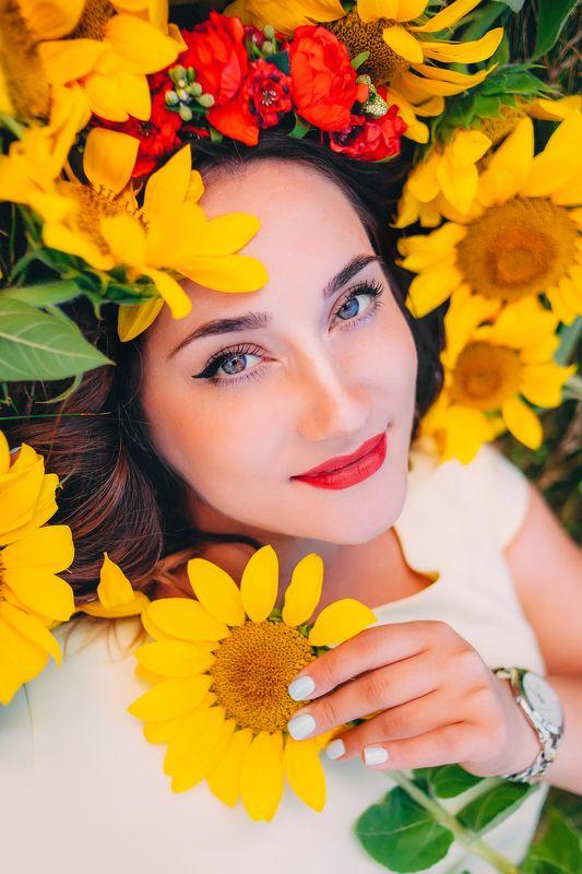 Цветы летаphoto preview