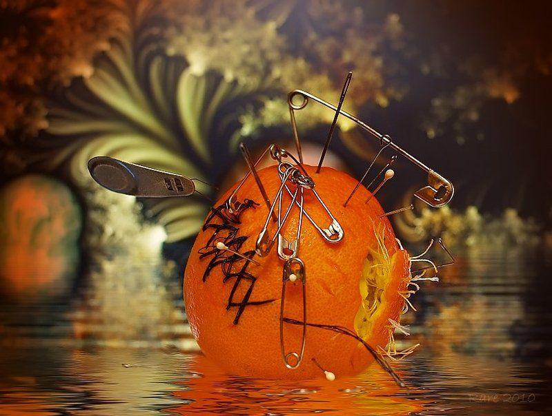 Planet an orange...photo preview