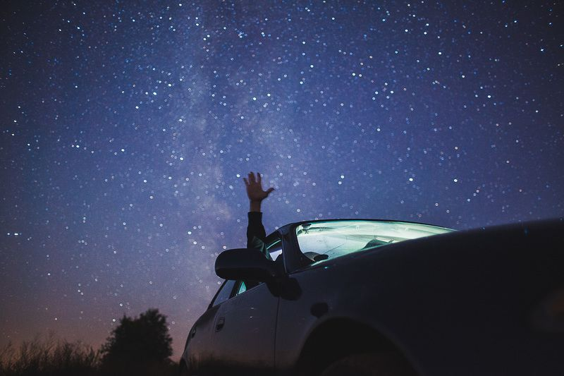 Звезды, Небо Остановчкаphoto preview