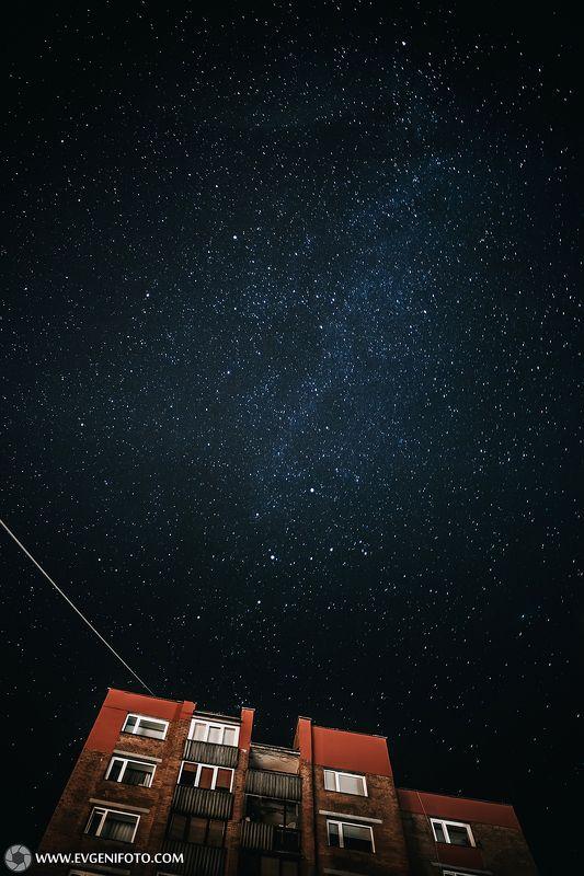 пейзаж Ночное photo preview