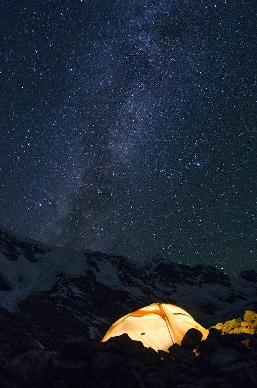 Млечный путь над Гестолойphoto preview