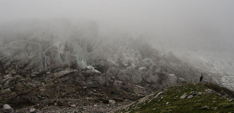 А в горах по утрам туман...photo preview
