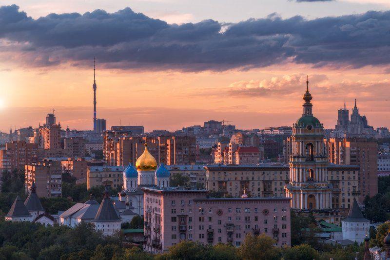 Москва с высоты и не толькоphoto preview