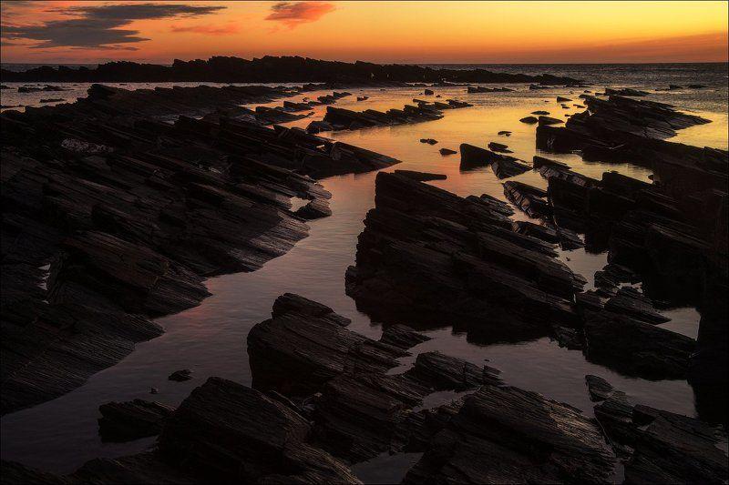 За час до восхода солнца.photo preview