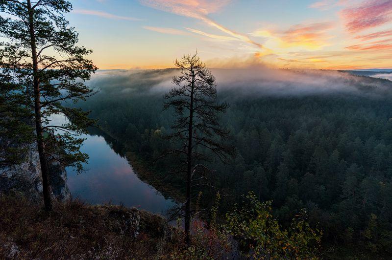 Утро на реке Айphoto preview