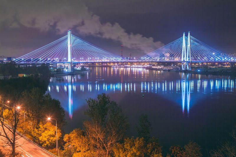 Вантовый мостphoto preview