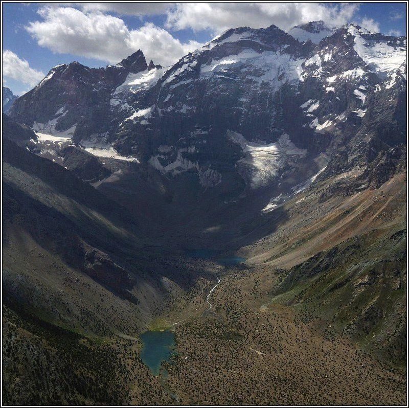 таджикистан, фанские, горы Куликалонphoto preview