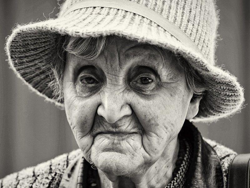 ветеран жизни, без орденов Жизнь прожить...photo preview