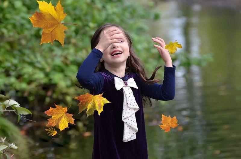 Осенний теплый день...photo preview