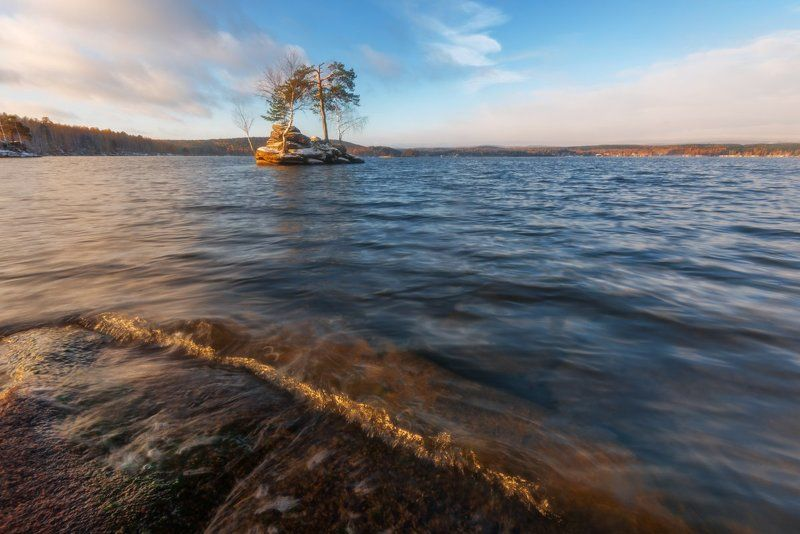 таватуй, озеро, осень, урал, средний урал, россия, пейзаж, осенний пейзаж Уральский бонсайphoto preview