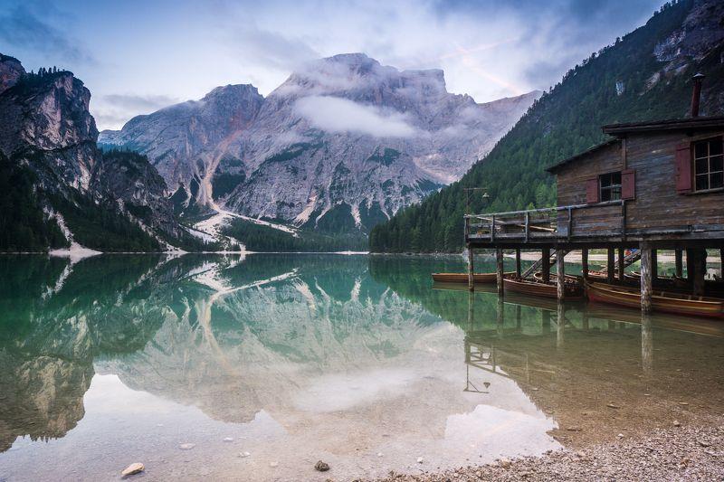 Lago Di Braiesphoto preview