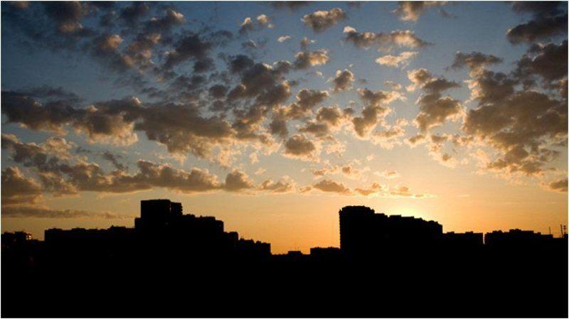 рассвет, москва новый день, новая жизньphoto preview