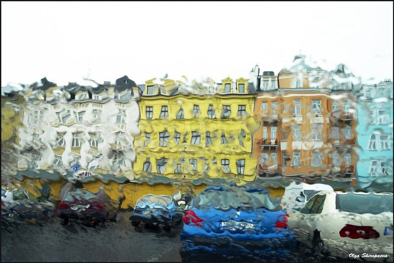 карловы, вары, дождь, город Дождь и я.Поплачем?photo preview