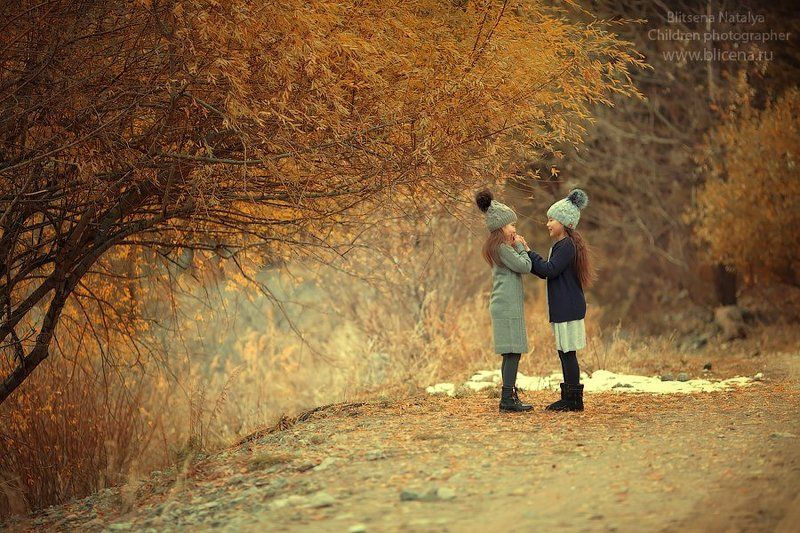 Однажды осенью. photo preview