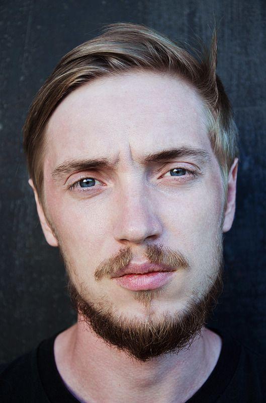 мужчины, лицо, мужской портрет, цвет, взгляд Андрейphoto preview