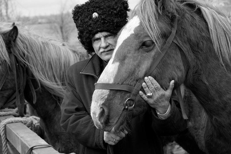 Карагандинские казаки. Батька.photo preview