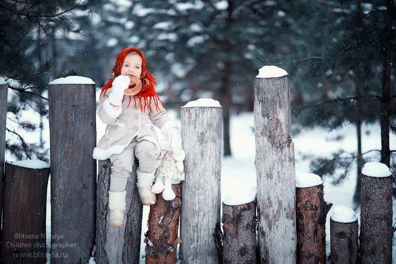 children Морозко.photo preview