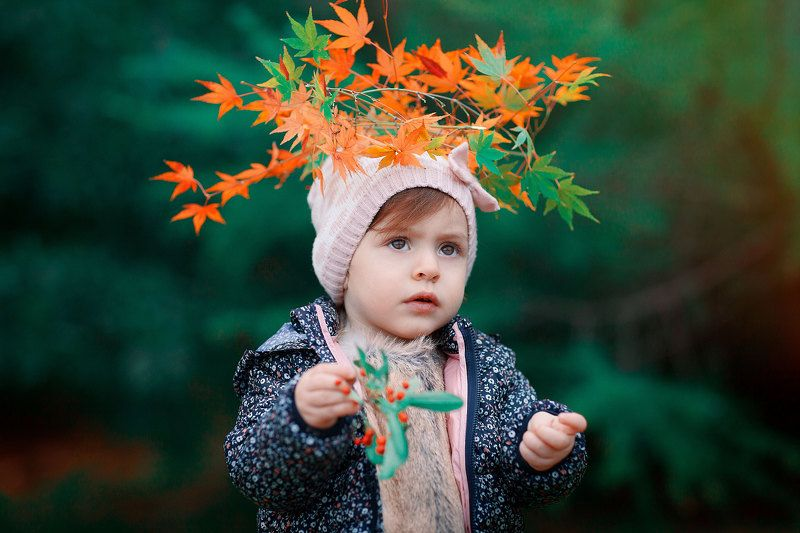 ольгагордиенко Мисс Осень :-) photo preview