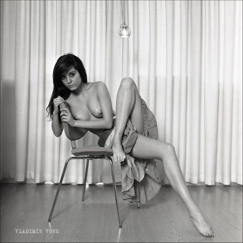 6x6, Art nude, b & w, black & white, Fine art, m-format, medium, nu, Vladimirvork, ню nudephoto preview